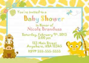 free printable baby shower invites templates