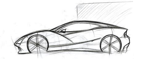 sketch book car car sketches by ben gruen at coroflot
