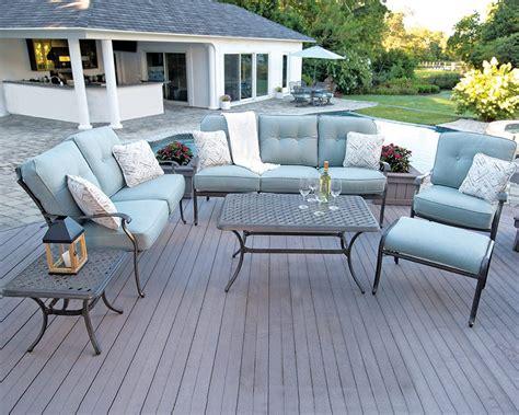 outdoor lounge furniture melbourne modern black wicker