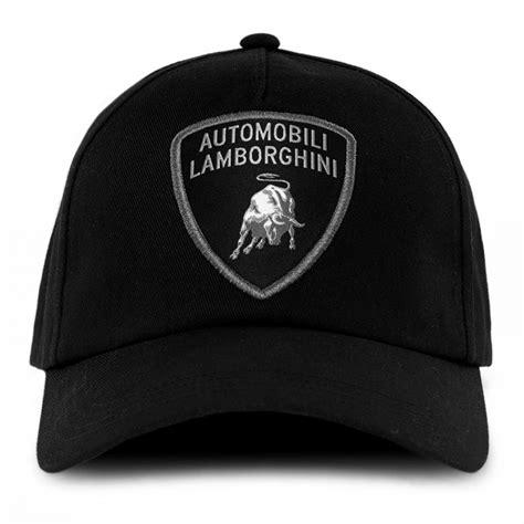 lamborghini hats lca store lamborghini black shield hat lamborghini