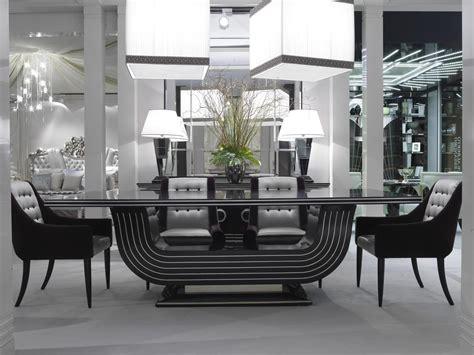 sale da pranzo eleganti elegante tavolo da pranzo per sale lussuose idfdesign