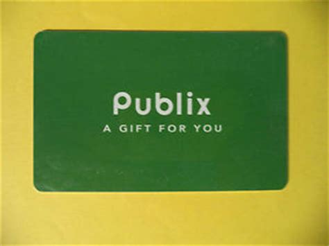 Where To Buy Publix Gift Cards - publix 15 00 gift card