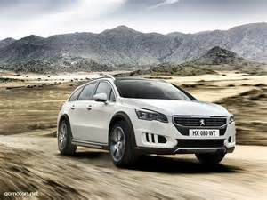 Www Peugeot Fr Peugeot 508 Rxh 2015 Photos Reviews News Specs Buy Car