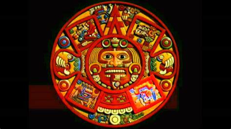 El Calendario Y Azteca Funcionamiento Calendario Azteca