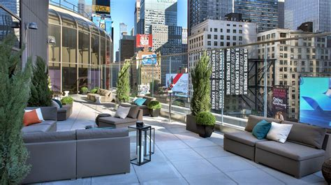 the malt house nyc bookmarks rooftop lounge at the library hotel bars in