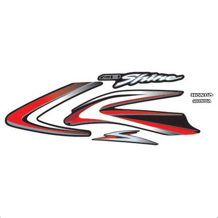 Honda Sticker India by Honda Bike Stickers Exporter Manufacturer Distributor