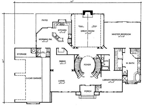 sheffield floor plan the sheffield 5480 4 bedrooms and 4 baths the house designers