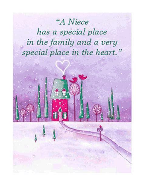 special niece christmas printable card blue mountain ecards