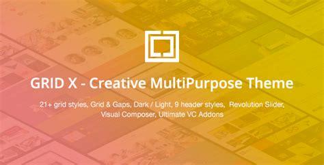 Shopme V1 3 8 W00c0mmerce Theme grid x v1 3 8 creative multipurpose theme