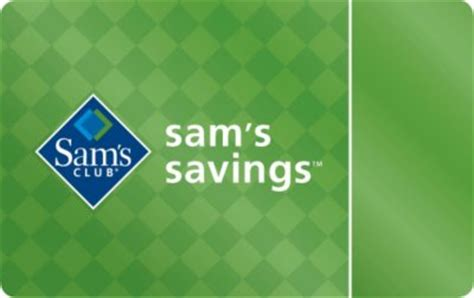 Sam S Club Gas Gift Card - sam s club