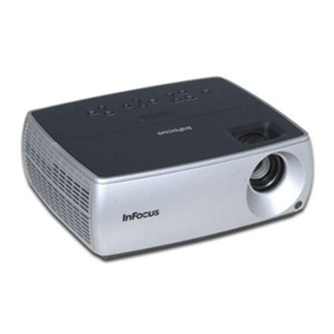 Proyektor In Fokus infocus in2104ep dlp projector 2500 lumens xga 1024 x 768 6 9 lbs refurbished at