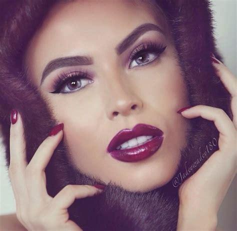 Ombre Lipstick Burgundy burgundy ombre