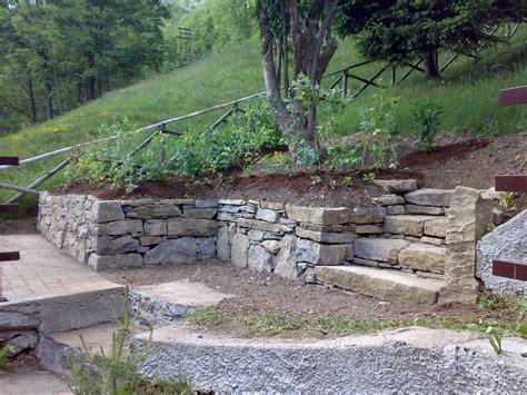 muri a secco per giardini muretti a secco per giardini home visualizza idee immagine