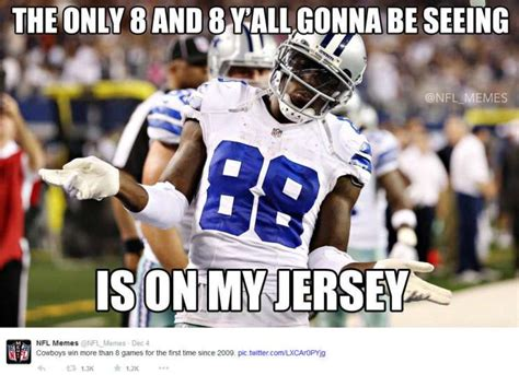 Bears Cowboys Meme - december 4 2014 dallas cowboys chicago bears score 41
