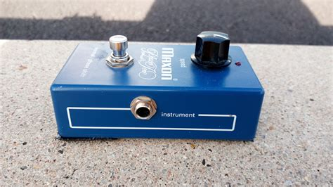 Maxon Reissue Series Phase Tone photo maxon pt999 phase tone reissue maxon pt999 phase
