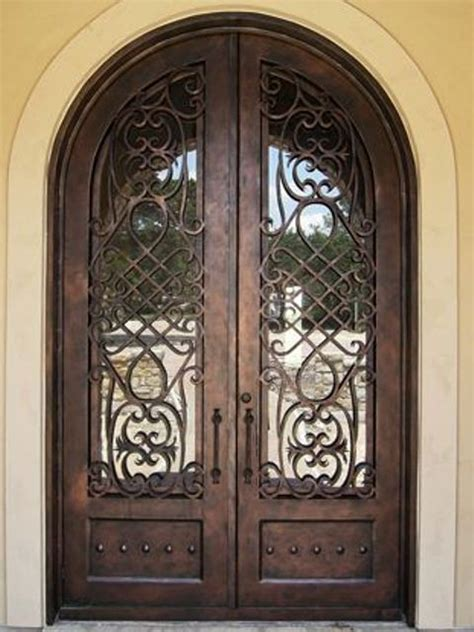 Metal Front Doors 23 Metal Front Doors That Are Really Inspiring Shelterness