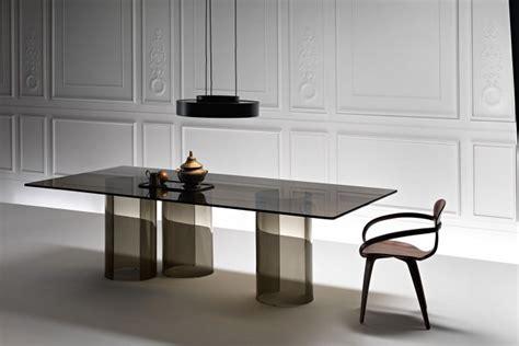 tavolo di vetro tavoli di vetro di design livingcorriere