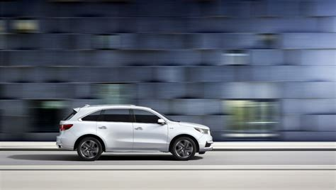 2017 acura mdx review ratings specs prices and photos