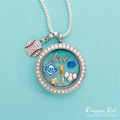Origami Owl Team - ta bay rays o2 has partnered with mlb so you can