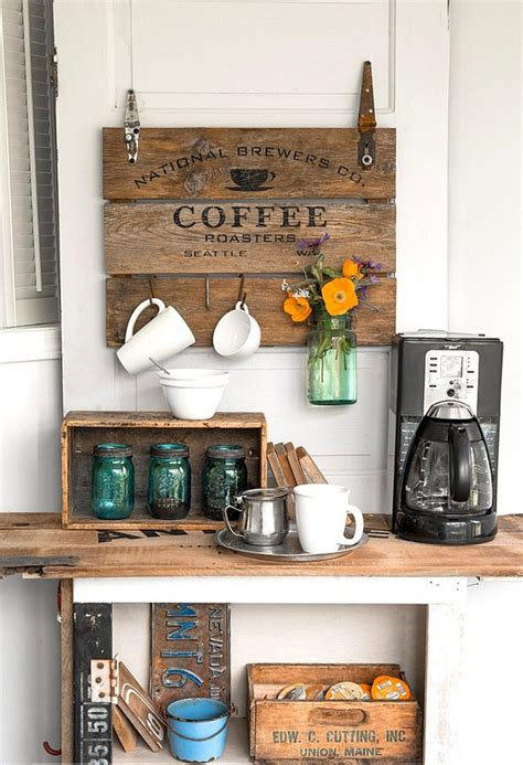 Kitchen Coffee Cart by Sophisticated Kitchen Style That Will Make Your Kitchen