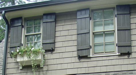 country shutters a stylish touch with shutters www ajc