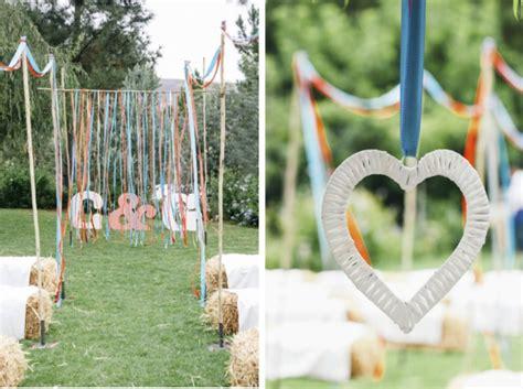 Hochzeitsdeko Drau En by Carissa Und Gabor Farbenfrohe Hochzeit In S 252 Dafrika