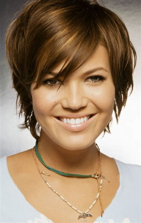 mandy moore short hair cuts at a glance hair fad styles picture of mandy moore