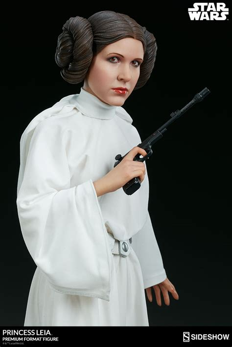 the princess leia premium format figure is a new for