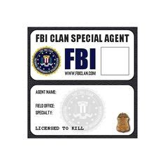 fbi badge template template for badge 45 post 1 heres a template for an fbi