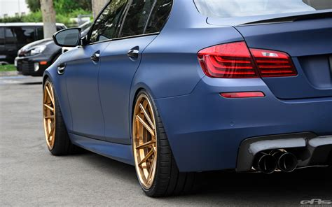 Matte Blue M5 Might Be A Little Too Much For Some