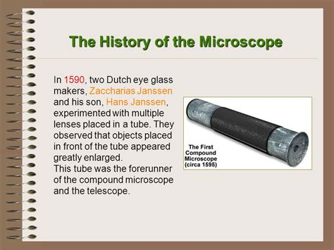 the historiography of the microscopes mrs schmidt ppt video online download