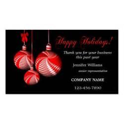stylish thank you business card template zazzle