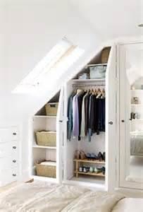 1000 ideas about attic closet on closet