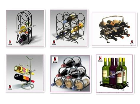 Oxone Decanter With Rack countertop metal wine display rack metal wine decor view countertop metal wine display rack