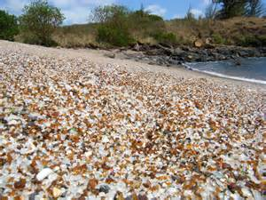 beach of glass where to find the best beach glass in hawaii hawaii