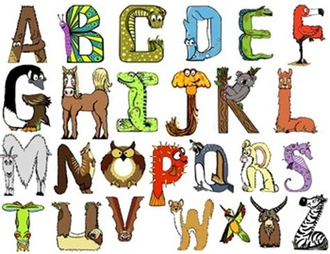 printable animal shaped letters pinterest the world s catalog of ideas