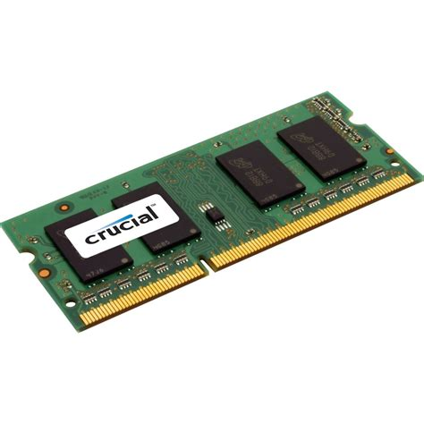 Ram Sodimm Ddr3 4gb Corsair crucial 4gb ddr3 1600mhz 1 35v cl11 sodimm ram ct51264bf160bj centre best pc hardware