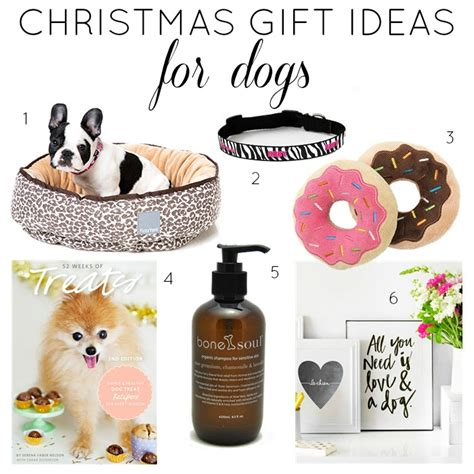 christmas gift ideas for dogs sonia styling