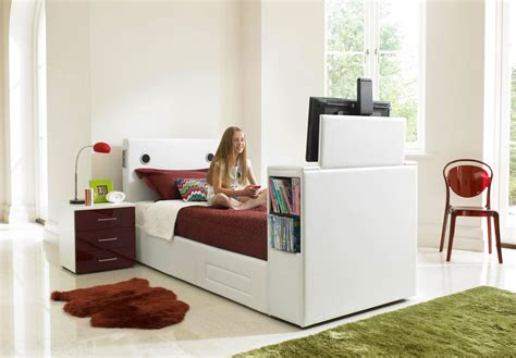 teenager beds multimedia bed for your teenager gadget mum