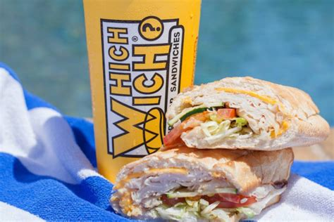 Which Wich Gift Card Deal - this which wich coupon code will get you 5 of free food