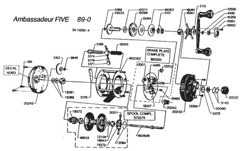 abu garcia reel parts diagram abu garcia schematics related keywords abu garcia