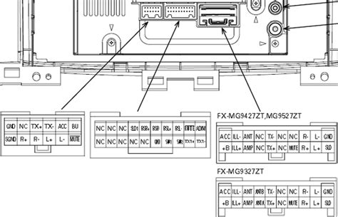 toyota hilux radio wiring diagram efcaviation