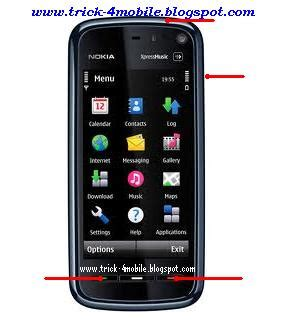 format video nokia 5800 xpressmusic hard reset format code for nokia 5800 trick 4 your