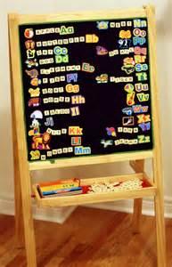 magnetic board for room magnetic easel ikea hackers ikea hackers