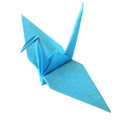 origami paper review pale blue origami cranes graceincrease custom origami