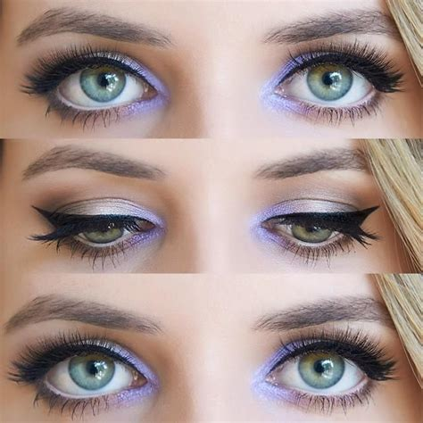 Eyeshadow Hooded lavender trends style makeup tips hooded order and