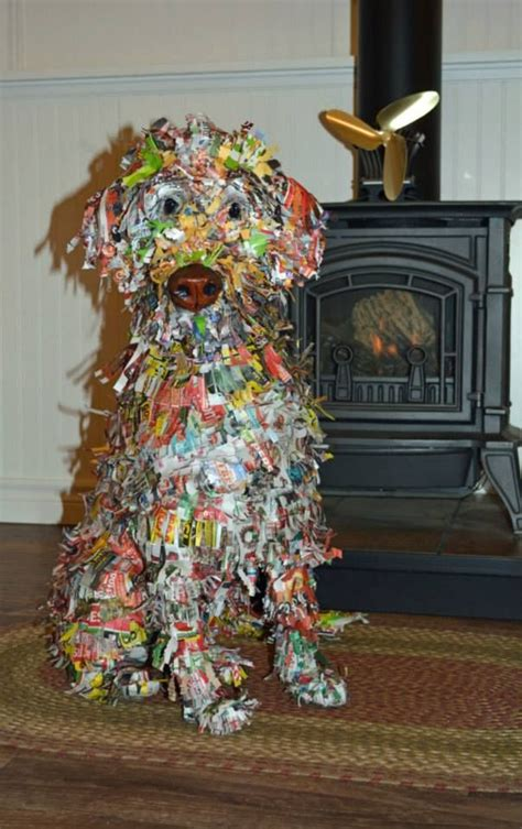 How To Make Paper Statues - paper mache sculpture the front porch studio