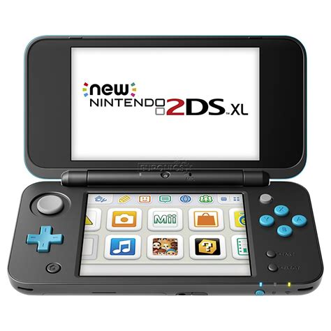 gaming console nintendo new 2ds xl 045496504533