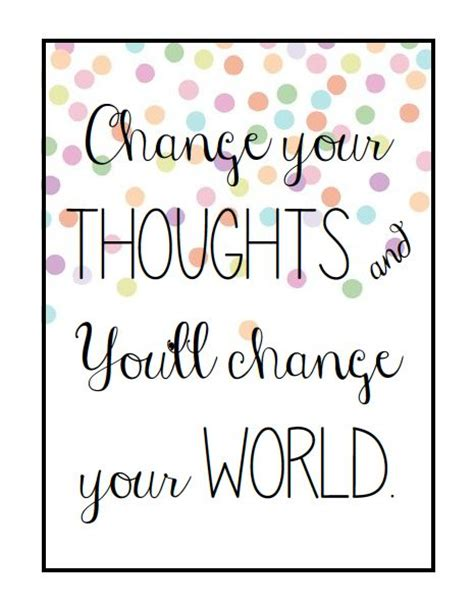 printable quotes about change quote art thoughts and world on pinterest