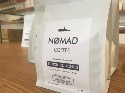Nomad Coffee n 248 mad barcelona reviewed by the coffeevine